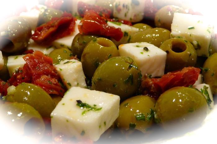 el espejo hostelero blog tapa de aceitunas verdes con ForEspejo Hostelero