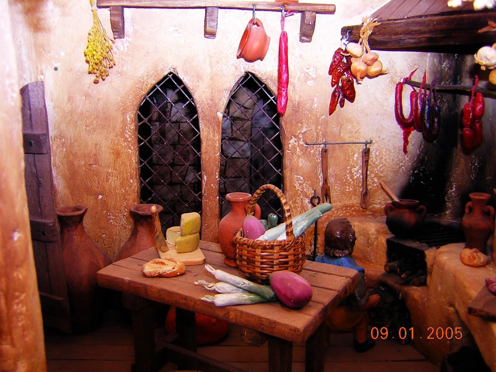belen artesanal 2005