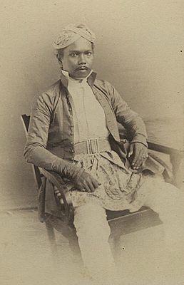 Pangeran Aminullah, Pangeran Hidayatullah