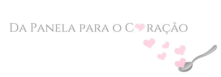 Da Panela para o Coração