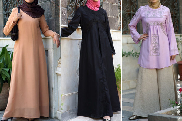 Luxury Dress Code Of Muslim Women  Islamru