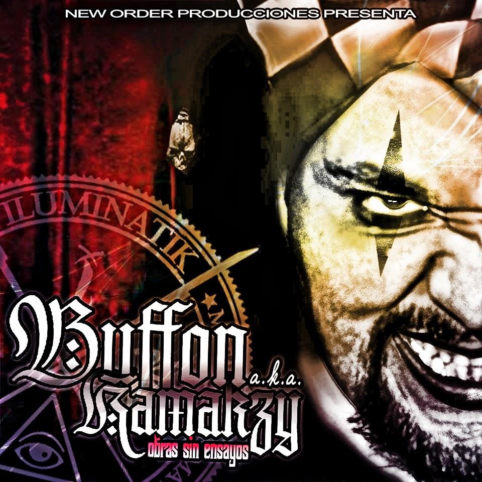 Buffon - Obras Sin Ensayos [2014]
