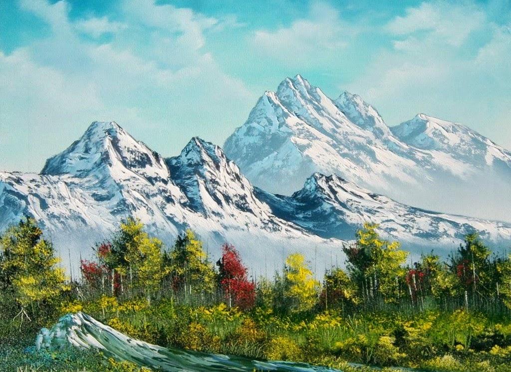 cuadros-de-paisajes-de-montañas