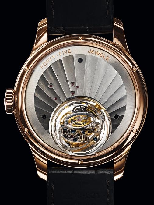 La plus belle montre vue à Baselworld, une Zenith !! Calibre+Zenith+Academy+8804