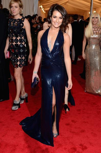 Lea Michele Beaded Dress