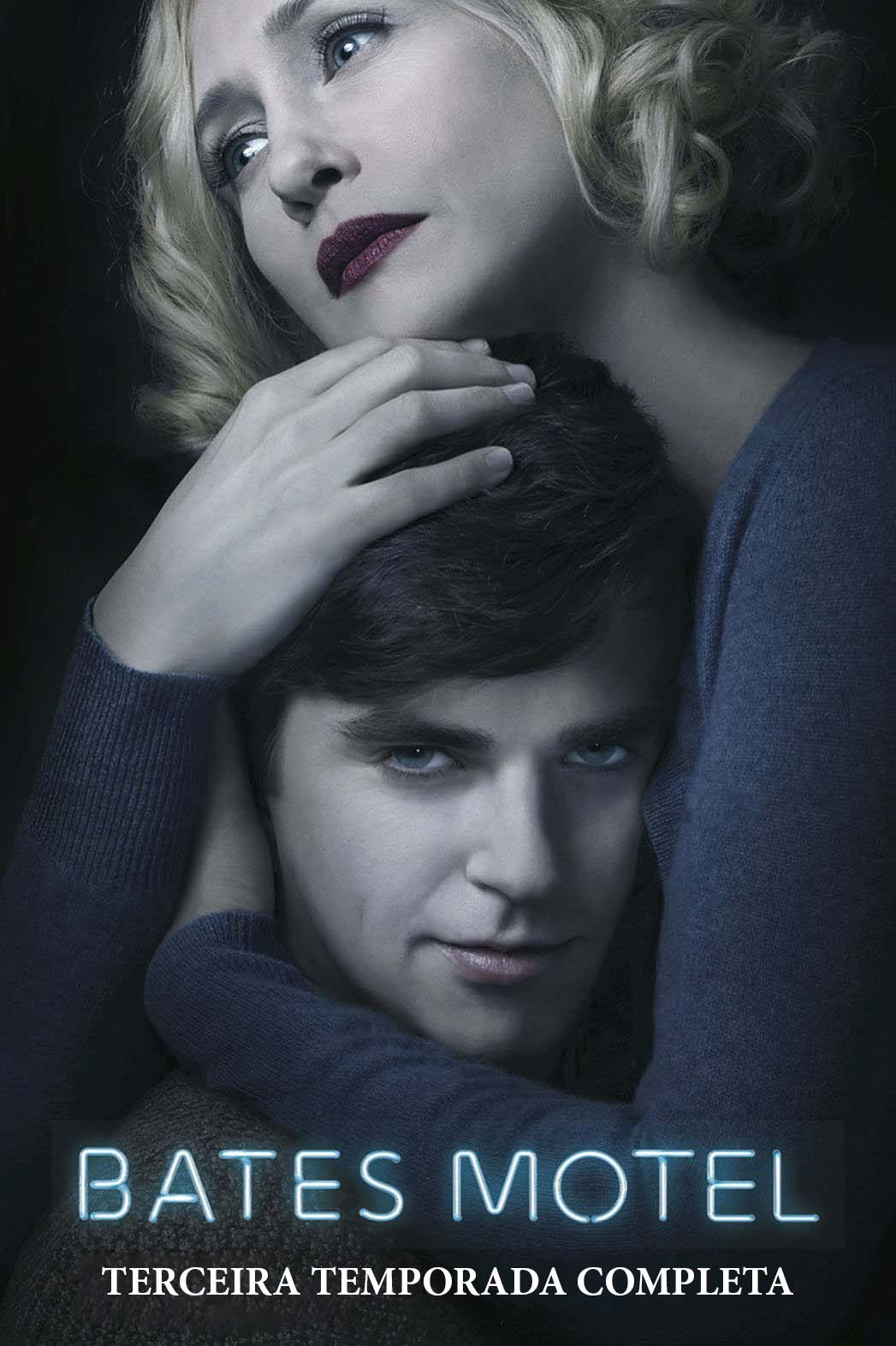 Motel Bates 3ª Temporada Torrent - WEB-DL 720p Dual Áudio