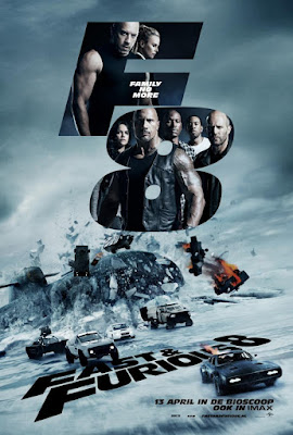 The Fate Of The Furious 2017 DVD R1 NTSC Latino