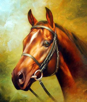 caballo-pintura-oleo-lienzo