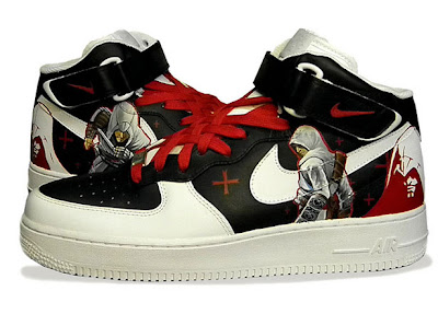 Zapatillas Nike Assassin´s Creed