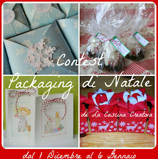 Contest packaging di Natale