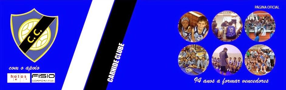Página Oficial do Carnide Clube
