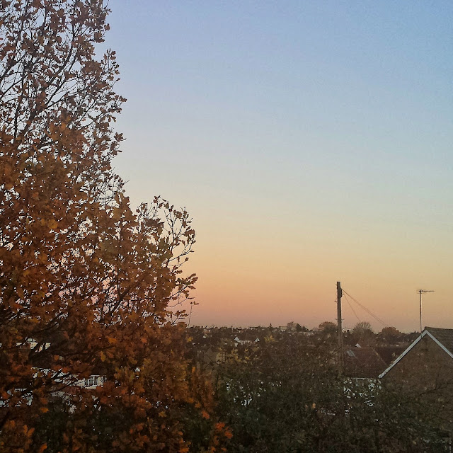 London Sunrise Adventures of a London Kiwi