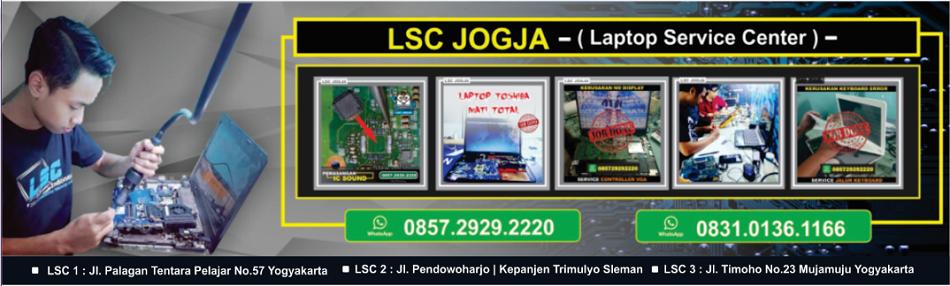 Service Laptop Jogja