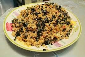 Nasi Untuk Ibu Berpantang