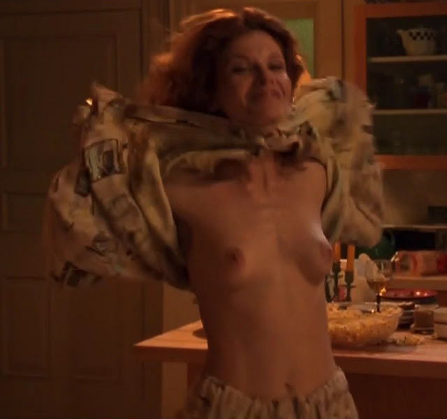 "Celebrity Nude Century: Lolita Davidovich (""Raising Cain"")"