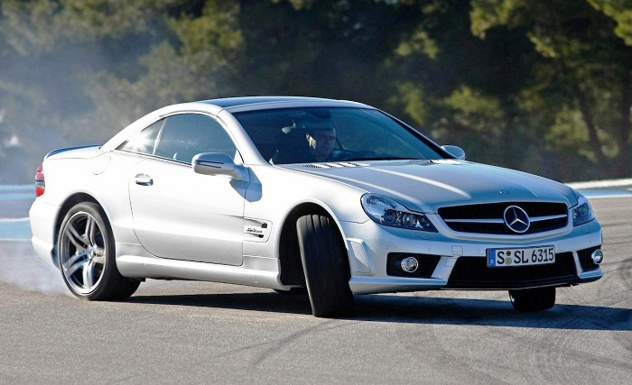 merc benz sl63 amg featured