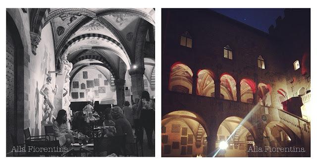 aperitivo ad arte at the bargello