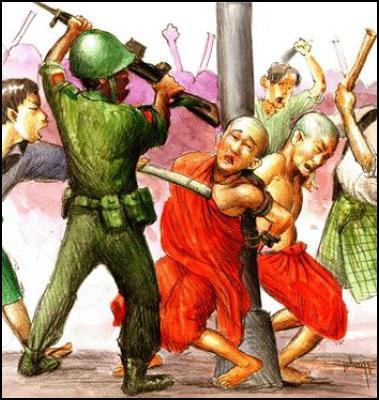 ဦးဇင္းေဂ်ာင္းေဂ်ာင္း(ေရႊဝါေရာင္) – ဘဝ၏ အဆိုးဆံုး ေန႔ရက္မ်ား (၃)