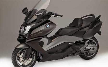 Skutik Bongsor BMW