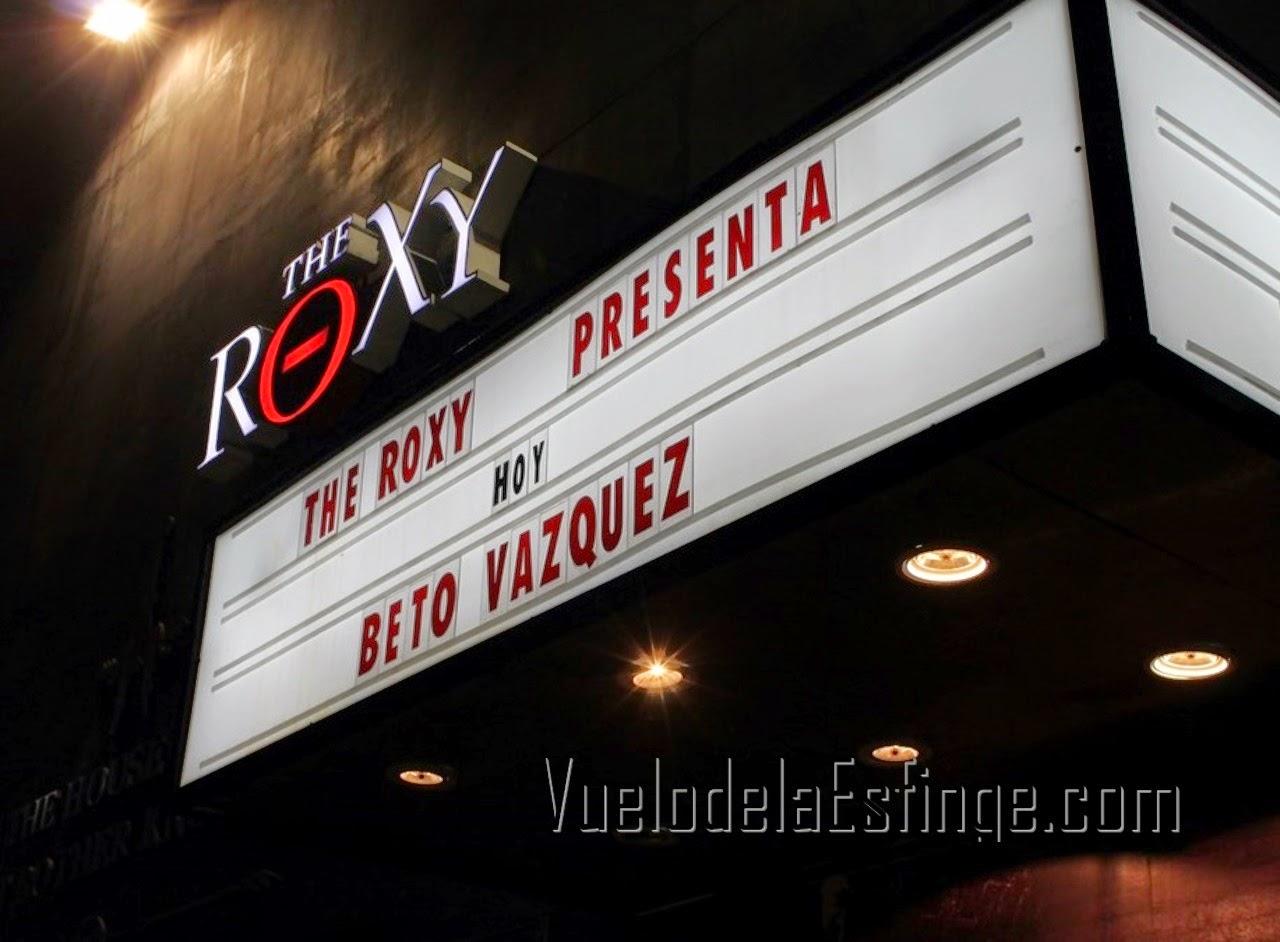 elvuelodelaesfinge.com.ar / beto vazquez infinity dvd 2-agosto-2014