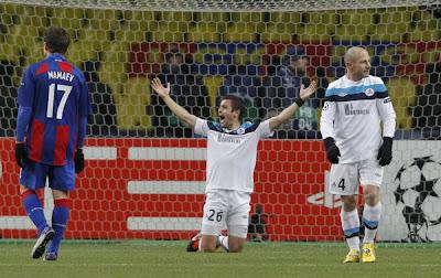 CSKA Moscow 0 - 2 Lille (3)