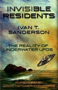 Libro ufo Invisible Residents