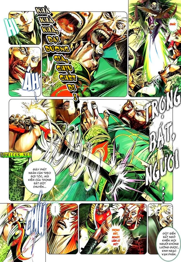 Phong Vân chap 633 Trang 3 - Mangak.info