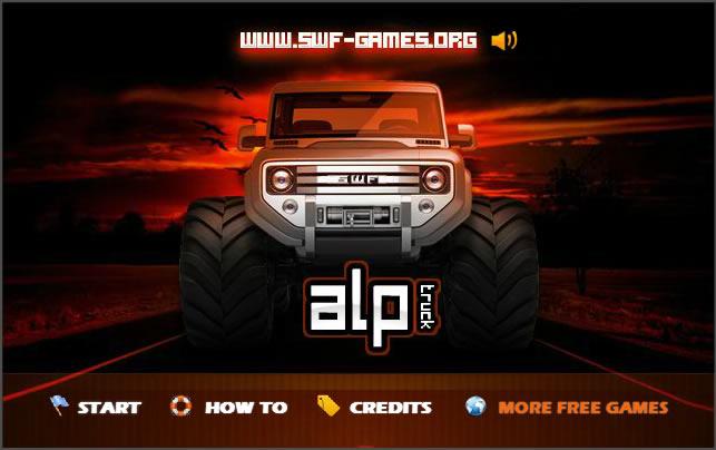 Truck Game : Alp Truck