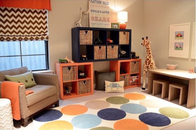 Creative Kid Rooms - Z Design at Home