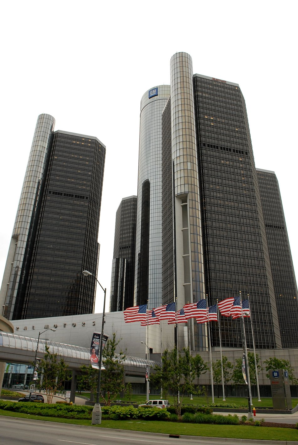 Encyclopediatic world 39 s spectacular corporate headquarters for General motors corporate office