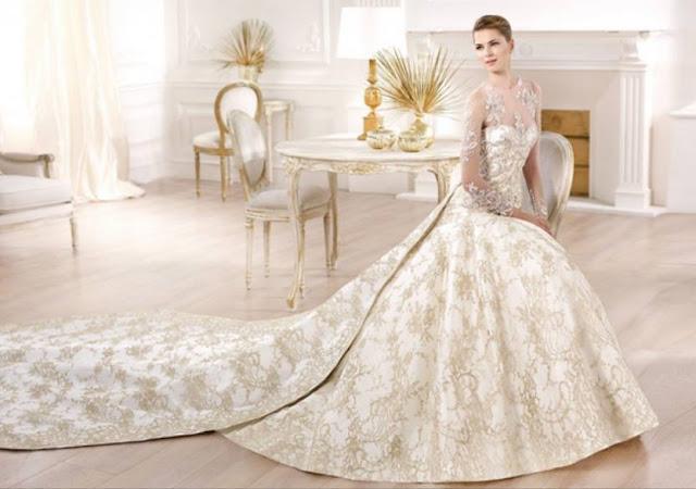 фото дорогих свадебных платьев