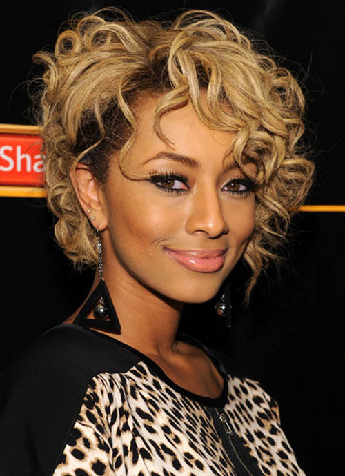 Keri Hilson Short Haircuts 5