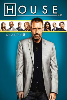 Dr. House 6ª Temporada Torrent - WEB-DL 720p Dual Áudio