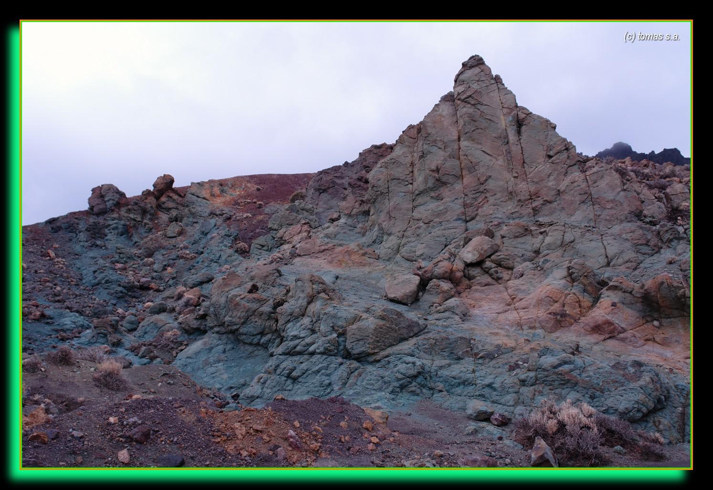 Tenerife senderos tenerife senderos teide parador los azulejos roque del pino - Azulejos tenerife ...