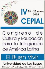 IV CEPIAL - EL BUEN VIVIR - CHILE