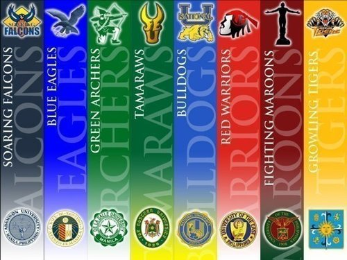 Philippines UAAP 75 Women's Volleyball
