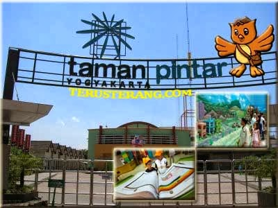 Wisata IPTEK Taman Pintar Yogyakarta