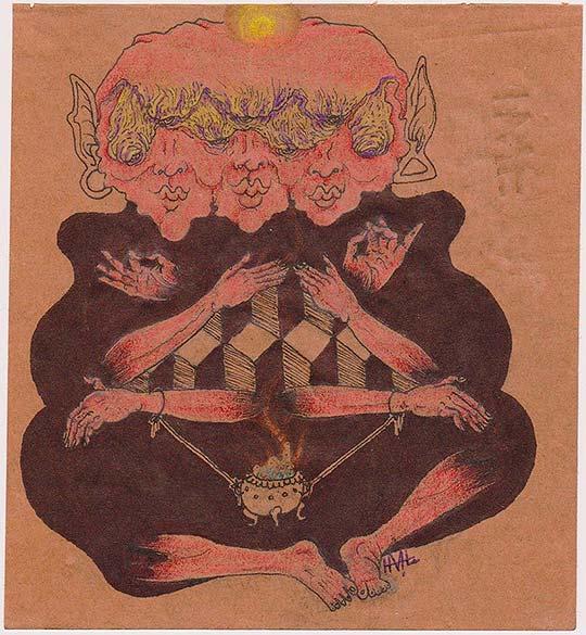Ilustración de José Felipe Sierra Madariaga