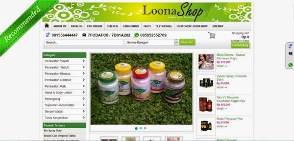 LOONASHOP.COM Toko Grosir Online Terpercaya