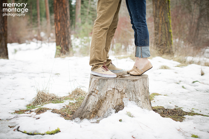 Yakima engagement photography
