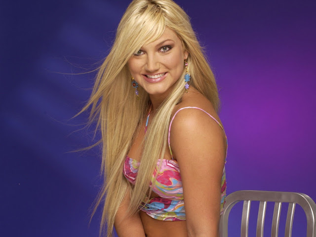 Hot Pictures of Brooke Hogan