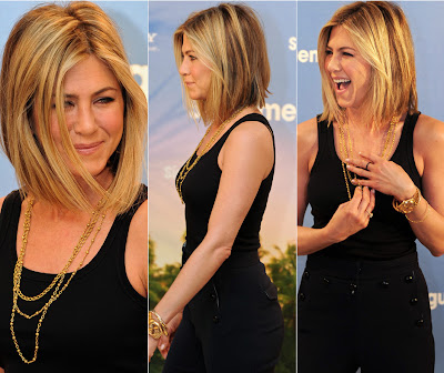 jennifer aniston new haircut. jennifer aniston new haircut