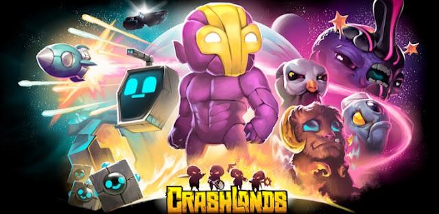 Crashlands v1.0.4 Apk Miki