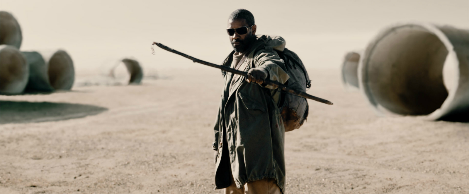 movie review the book of eli denzel washington