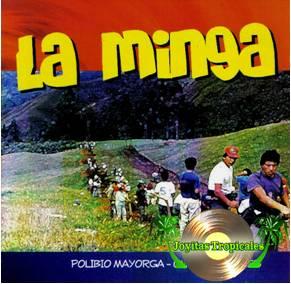 Polibio Mayorga - Los Locos Del Ritmo - Polibailable