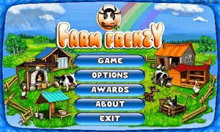 Screenshots of the Farm Frenzy for Android tablet, phone.