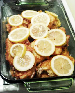 Easy and Delicious Chicken Francese