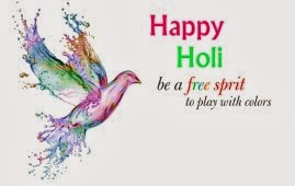 Holi Facebook wallpapers