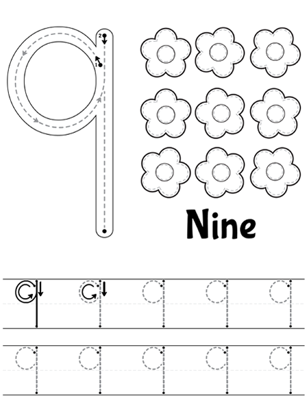 Tracing Number furthermore Acorns K further Adjective Worksheet Image as well Abc Tracing Sheets Page likewise Number Tracing Premium. on tracing numbers 1 20 for preschoolers