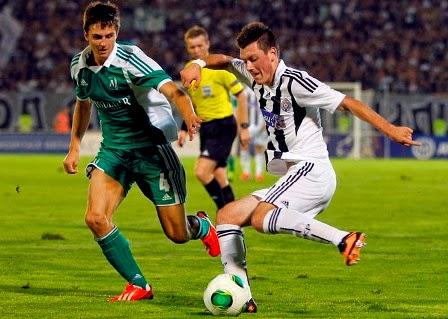 Partizan vs Ludogorets